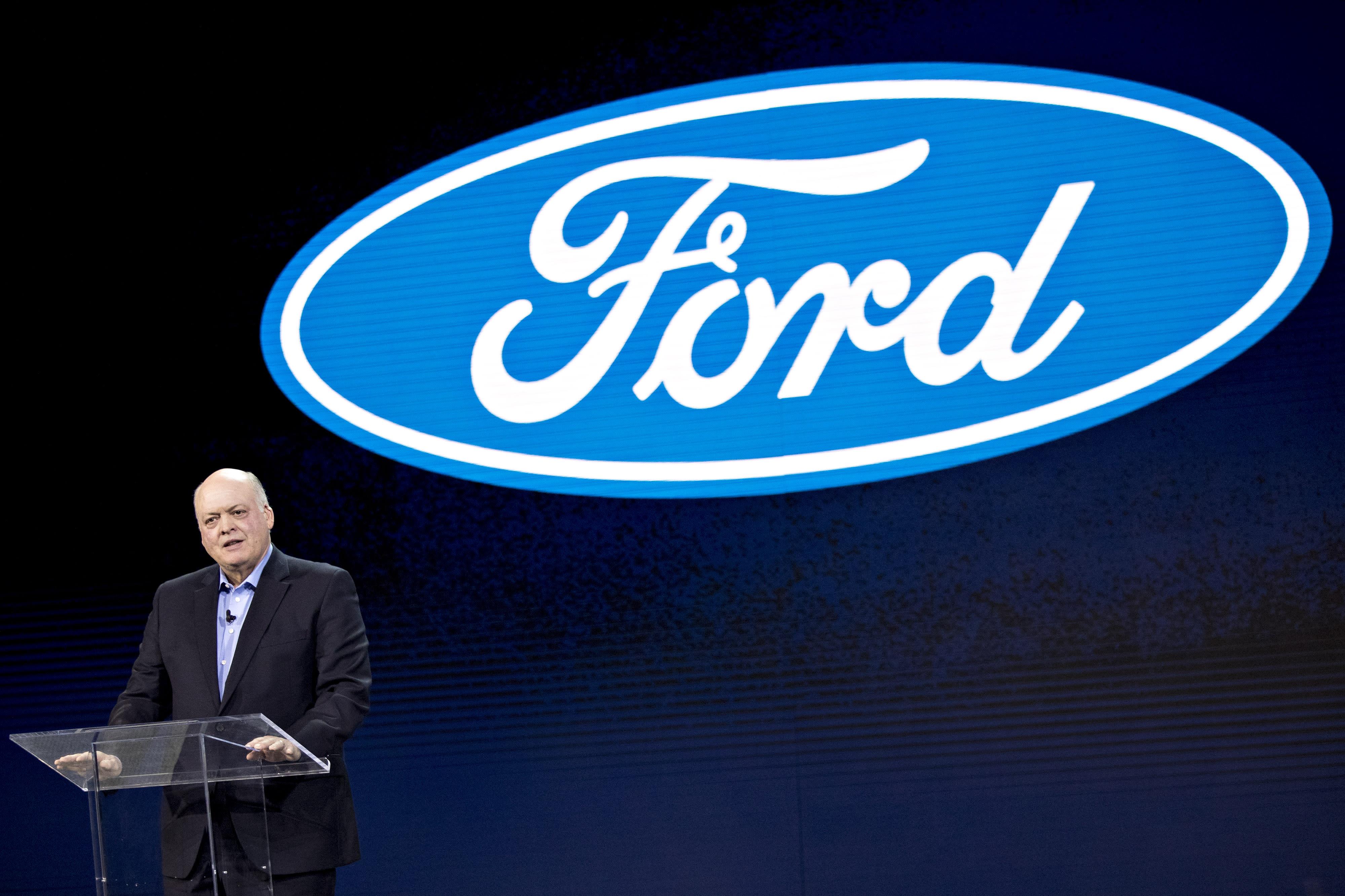 Ford Partners with Mumbai-based Mahindra - CFO